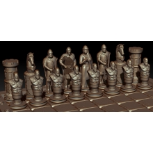Шахматный набор Витязь