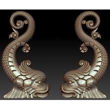 Декор драконы