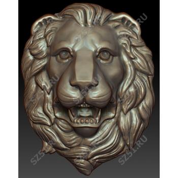 Голова льва-2