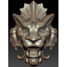 Голова льва-5