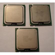 Процессор INTEL PENTIUM4