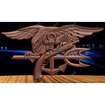 Логотип Navy Seals